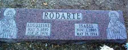 RODARTE, ISABEL M. - Yavapai County, Arizona | ISABEL M. RODARTE - Arizona Gravestone Photos