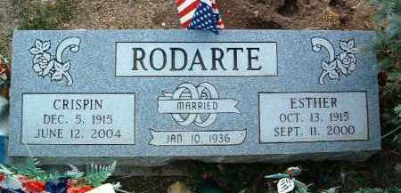 RODARTE, CRISPIN MARICAL - Yavapai County, Arizona | CRISPIN MARICAL RODARTE - Arizona Gravestone Photos