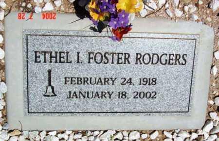 RODGERS, ETHEL ISABEL - Yavapai County, Arizona | ETHEL ISABEL RODGERS - Arizona Gravestone Photos