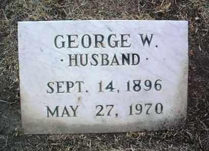 RODGERS, GEORGE W. - Yavapai County, Arizona | GEORGE W. RODGERS - Arizona Gravestone Photos