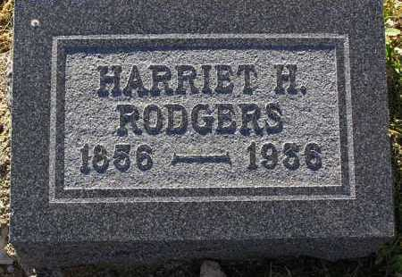 SHULL RODGERS, HARRIET - Yavapai County, Arizona | HARRIET SHULL RODGERS - Arizona Gravestone Photos