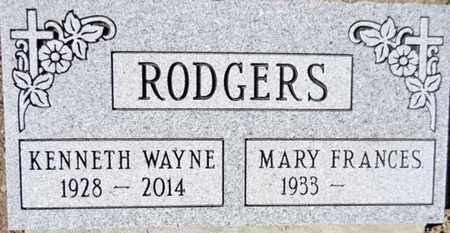 HEWITT RODGERS, MARY F. - Yavapai County, Arizona | MARY F. HEWITT RODGERS - Arizona Gravestone Photos