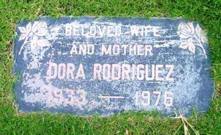 RODRIGUEZ, DORA - Yavapai County, Arizona | DORA RODRIGUEZ - Arizona Gravestone Photos