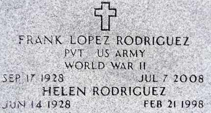 CAMPBELL RODRIGUEZ, H. - Yavapai County, Arizona | H. CAMPBELL RODRIGUEZ - Arizona Gravestone Photos