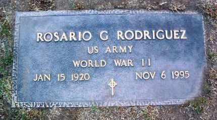 RODRIGUEZ, ROSARIO G. - Yavapai County, Arizona | ROSARIO G. RODRIGUEZ - Arizona Gravestone Photos