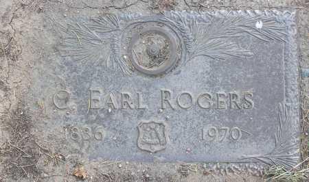 ROGERS, CHESTER EARL - Yavapai County, Arizona | CHESTER EARL ROGERS - Arizona Gravestone Photos