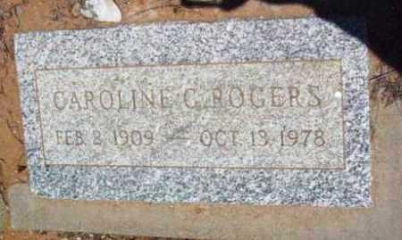 ROGERS, CAROLINE CELESTE - Yavapai County, Arizona   CAROLINE CELESTE ROGERS - Arizona Gravestone Photos