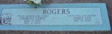 CHAPMAN ROGERS, JANET - Yavapai County, Arizona | JANET CHAPMAN ROGERS - Arizona Gravestone Photos