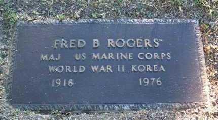 ROGERS, FRED BURNETTE - Yavapai County, Arizona | FRED BURNETTE ROGERS - Arizona Gravestone Photos