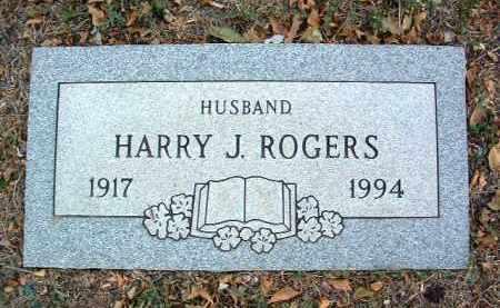 ROGERS, HARRY J. - Yavapai County, Arizona | HARRY J. ROGERS - Arizona Gravestone Photos