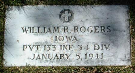 ROGERS, WILLIAM RILEY - Yavapai County, Arizona | WILLIAM RILEY ROGERS - Arizona Gravestone Photos