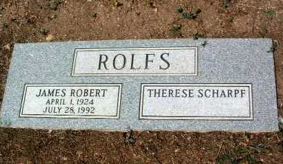 ROLFS, JAMES ROBERT - Yavapai County, Arizona | JAMES ROBERT ROLFS - Arizona Gravestone Photos