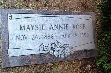 ROSE MCGREW, MAYSIE A. - Yavapai County, Arizona   MAYSIE A. ROSE MCGREW - Arizona Gravestone Photos