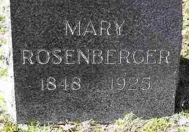 DAVIS ROSENBERGER, M. - Yavapai County, Arizona | M. DAVIS ROSENBERGER - Arizona Gravestone Photos