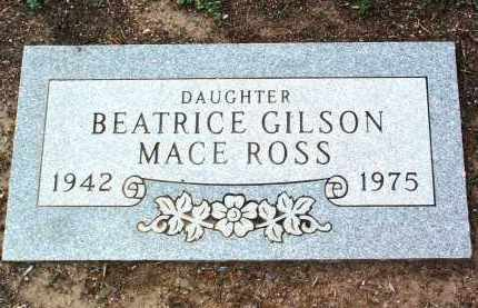 ROSS, BEATRICE JEAN - Yavapai County, Arizona | BEATRICE JEAN ROSS - Arizona Gravestone Photos