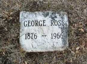 ROSS, GEORGE - Yavapai County, Arizona | GEORGE ROSS - Arizona Gravestone Photos