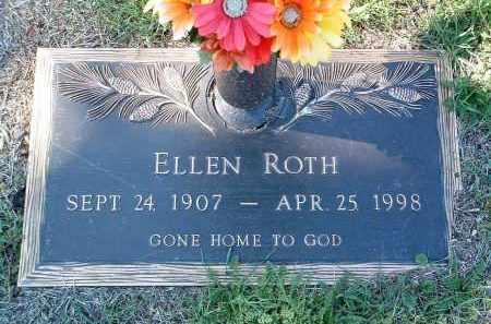 ROTH, ELLEN 'HELEN' - Yavapai County, Arizona | ELLEN 'HELEN' ROTH - Arizona Gravestone Photos