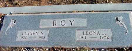 COOK ROY, LEONA JUNE - Yavapai County, Arizona | LEONA JUNE COOK ROY - Arizona Gravestone Photos