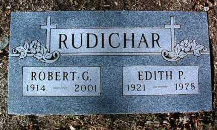 RUDICHAR, EDITH PAIRLEE - Yavapai County, Arizona | EDITH PAIRLEE RUDICHAR - Arizona Gravestone Photos