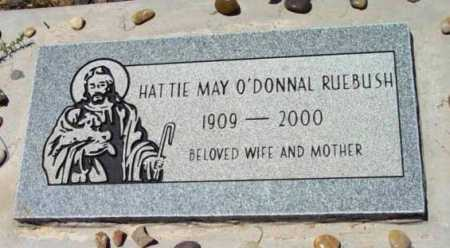 O'DONNAL, HATTIE MAY - Yavapai County, Arizona | HATTIE MAY O'DONNAL - Arizona Gravestone Photos