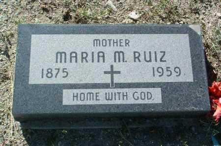 MESA RUIZ, MARIA M. - Yavapai County, Arizona | MARIA M. MESA RUIZ - Arizona Gravestone Photos