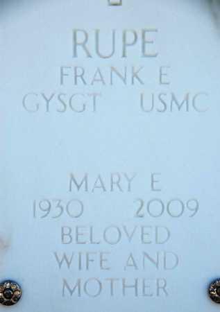 SANCHEZ RUPE, MARY - Yavapai County, Arizona | MARY SANCHEZ RUPE - Arizona Gravestone Photos