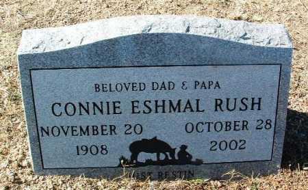 RUSH, CONNIE ESHMAL - Yavapai County, Arizona | CONNIE ESHMAL RUSH - Arizona Gravestone Photos