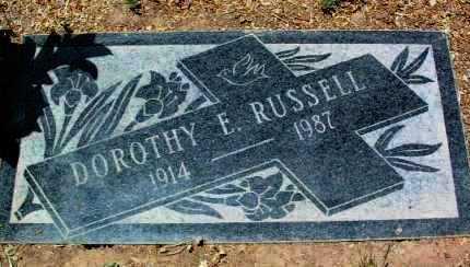 DUNIVIN RUSSELL, DOROTHY - Yavapai County, Arizona | DOROTHY DUNIVIN RUSSELL - Arizona Gravestone Photos