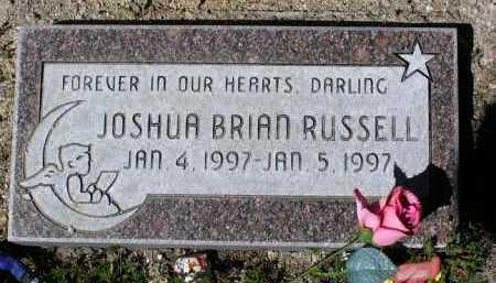 RUSSELL, JOSHUA BRIAN - Yavapai County, Arizona | JOSHUA BRIAN RUSSELL - Arizona Gravestone Photos