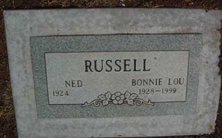 RUSSELL, BONNIE LOU - Yavapai County, Arizona | BONNIE LOU RUSSELL - Arizona Gravestone Photos