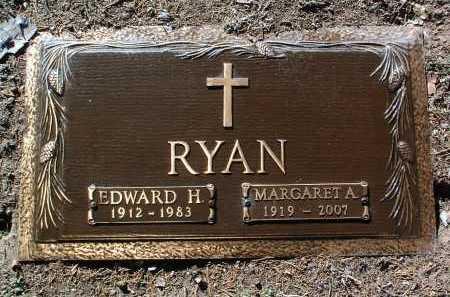 RYAN, EDWARD H. - Yavapai County, Arizona | EDWARD H. RYAN - Arizona Gravestone Photos