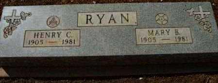 RYAN, MARY B. - Yavapai County, Arizona | MARY B. RYAN - Arizona Gravestone Photos
