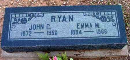 PIERCE RYAN, EMMA M. - Yavapai County, Arizona | EMMA M. PIERCE RYAN - Arizona Gravestone Photos