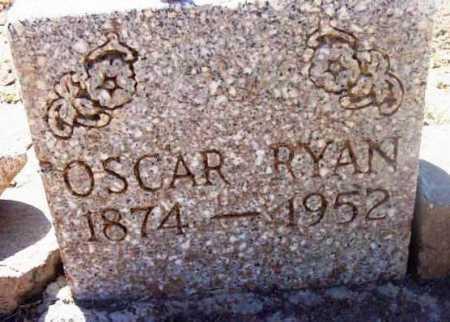 RYAN, OSCAR - Yavapai County, Arizona | OSCAR RYAN - Arizona Gravestone Photos