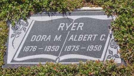 RYER, DORA MAGDALINE - Yavapai County, Arizona | DORA MAGDALINE RYER - Arizona Gravestone Photos