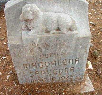 SAAVEDRA, MAGDALENA - Yavapai County, Arizona | MAGDALENA SAAVEDRA - Arizona Gravestone Photos