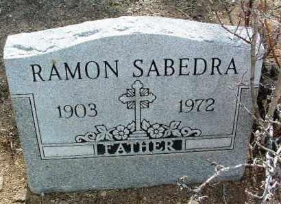 SABEDRA, RAMON O., SR. - Yavapai County, Arizona   RAMON O., SR. SABEDRA - Arizona Gravestone Photos