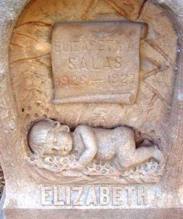 SALAS, ELIZABETH - Yavapai County, Arizona | ELIZABETH SALAS - Arizona Gravestone Photos