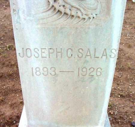 SALAS, JOSEPH C. - Yavapai County, Arizona | JOSEPH C. SALAS - Arizona Gravestone Photos