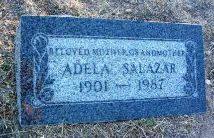 SALAZAR, ADELA - Yavapai County, Arizona | ADELA SALAZAR - Arizona Gravestone Photos