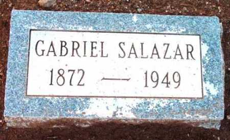 SALAZAR, GABRIEL - Yavapai County, Arizona | GABRIEL SALAZAR - Arizona Gravestone Photos