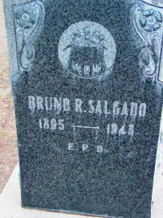 SALGADO, BRUNO R. - Yavapai County, Arizona | BRUNO R. SALGADO - Arizona Gravestone Photos