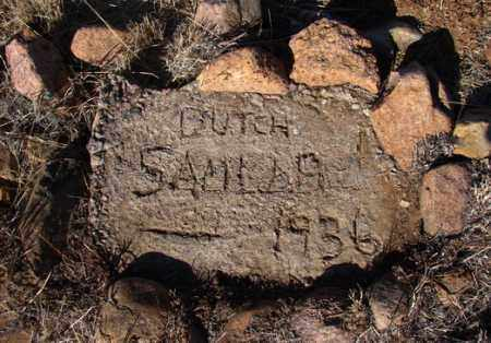 SAMLAR, ADOLPH (DUTCH) - Yavapai County, Arizona   ADOLPH (DUTCH) SAMLAR - Arizona Gravestone Photos