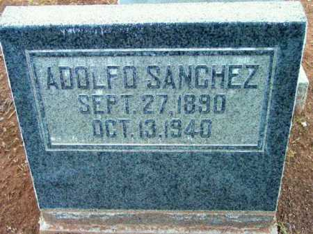 SANCHEZ, ADOLFO - Yavapai County, Arizona | ADOLFO SANCHEZ - Arizona Gravestone Photos