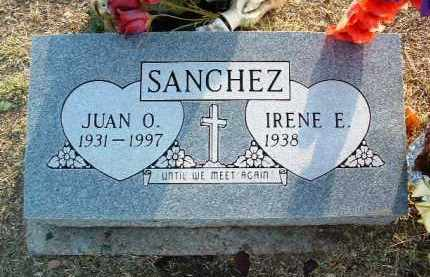 ESPITA SANCHEZ, IRENE E. - Yavapai County, Arizona | IRENE E. ESPITA SANCHEZ - Arizona Gravestone Photos