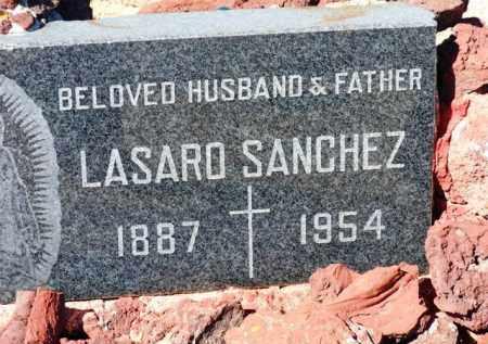 SANCHEZ, LASARO - Yavapai County, Arizona   LASARO SANCHEZ - Arizona Gravestone Photos