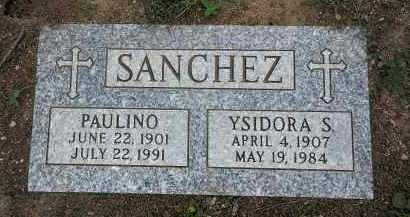 SANCHEZ, YSIDORA S. - Yavapai County, Arizona | YSIDORA S. SANCHEZ - Arizona Gravestone Photos