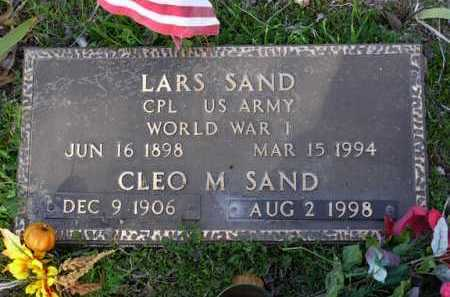SMITH SAND, CLEO MARY - Yavapai County, Arizona | CLEO MARY SMITH SAND - Arizona Gravestone Photos
