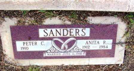 SANDERS, PETER C. - Yavapai County, Arizona | PETER C. SANDERS - Arizona Gravestone Photos