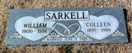 SARKELL, WILLIAM H. - Yavapai County, Arizona | WILLIAM H. SARKELL - Arizona Gravestone Photos